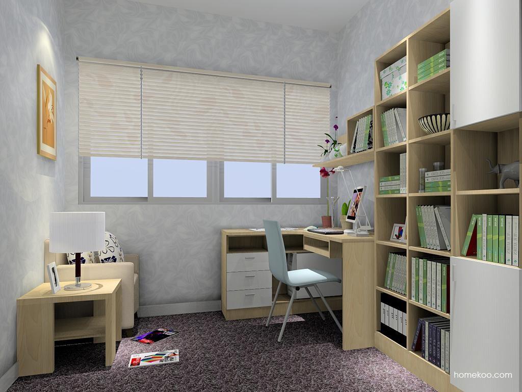新实用主义书房家具C4529