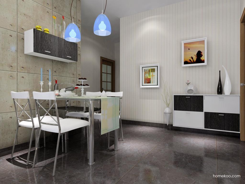简约主义餐厅家具E2048