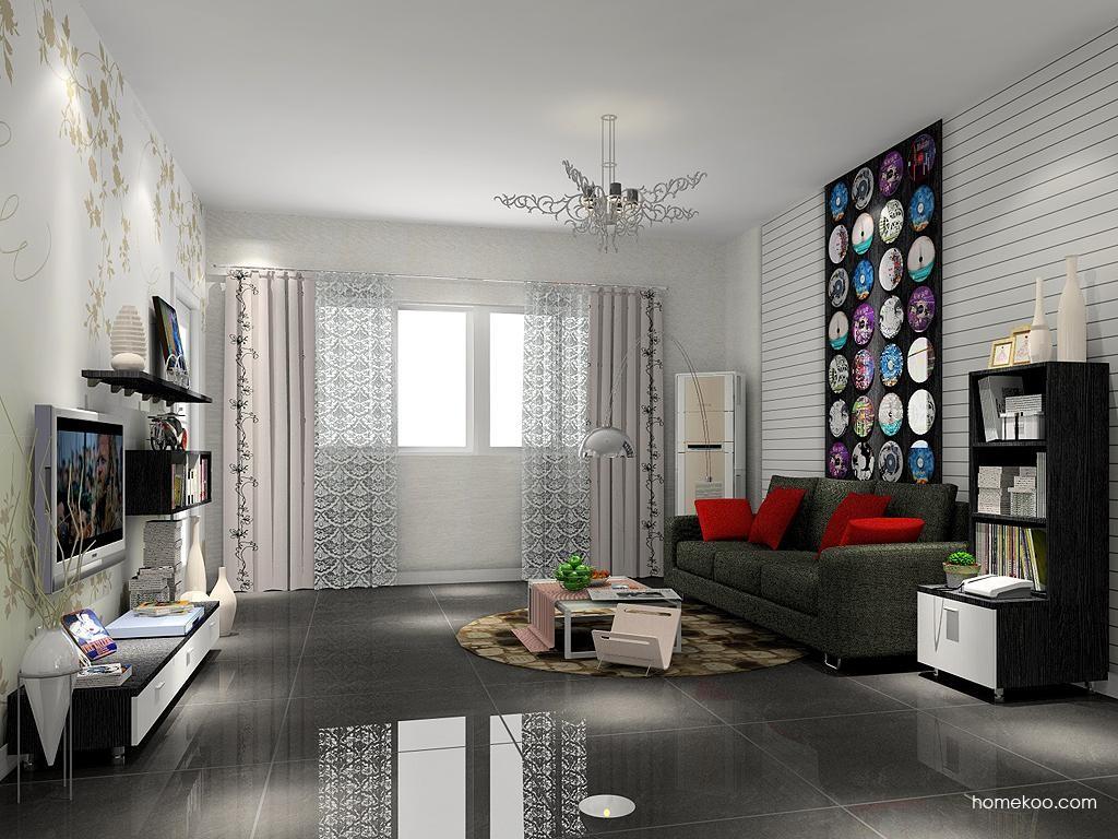 简约主义客厅家具D7265