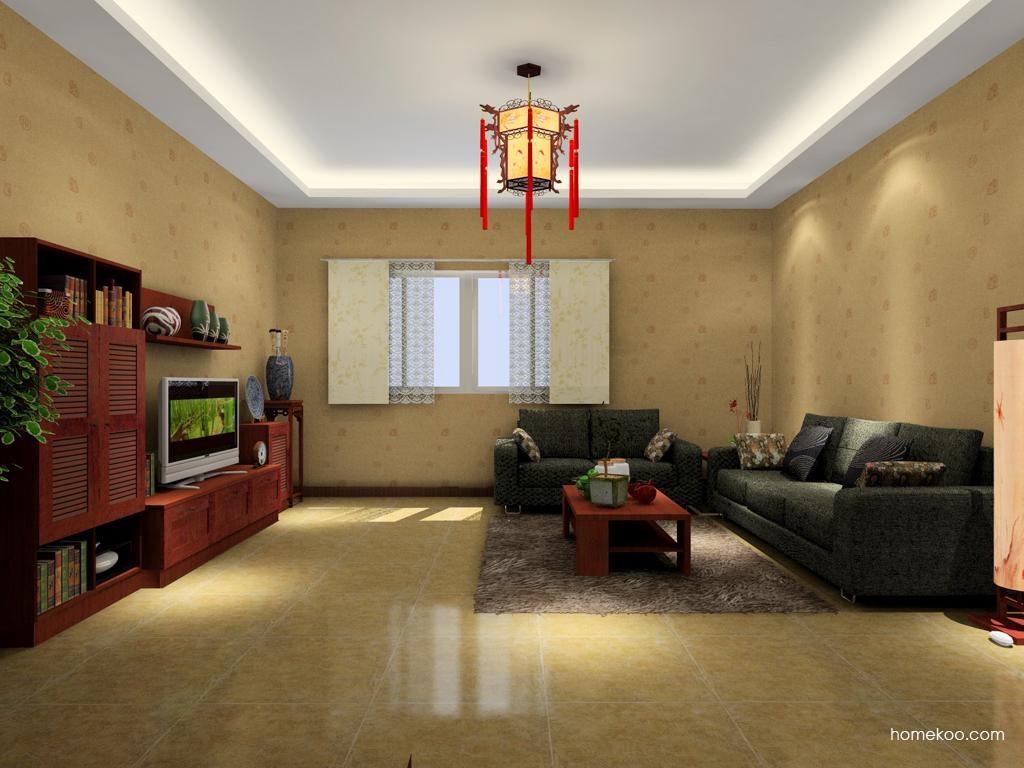 新中式主义客厅家具D7251