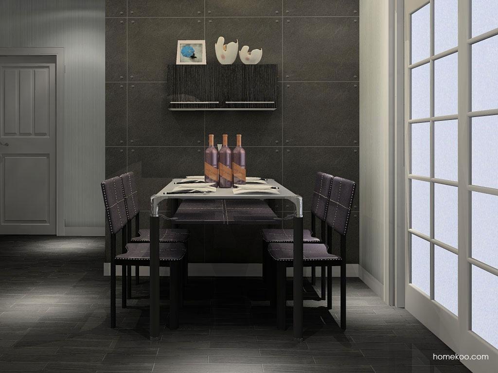 简约主义餐厅家具E2055