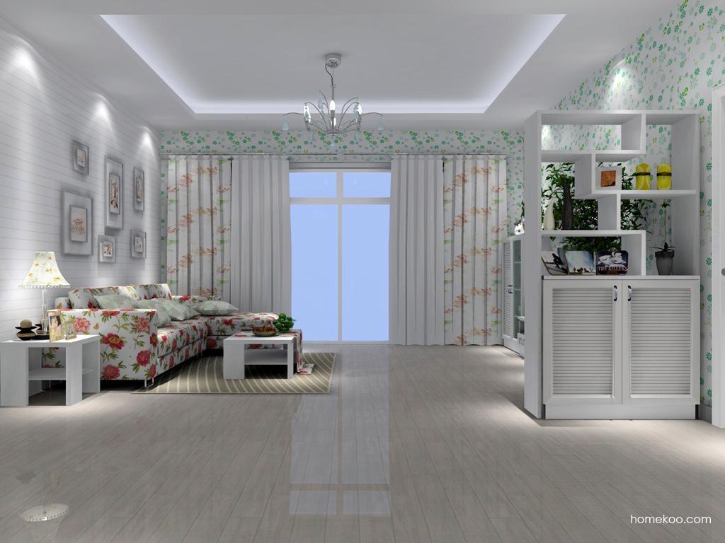 韩式田园客厅家具D7266