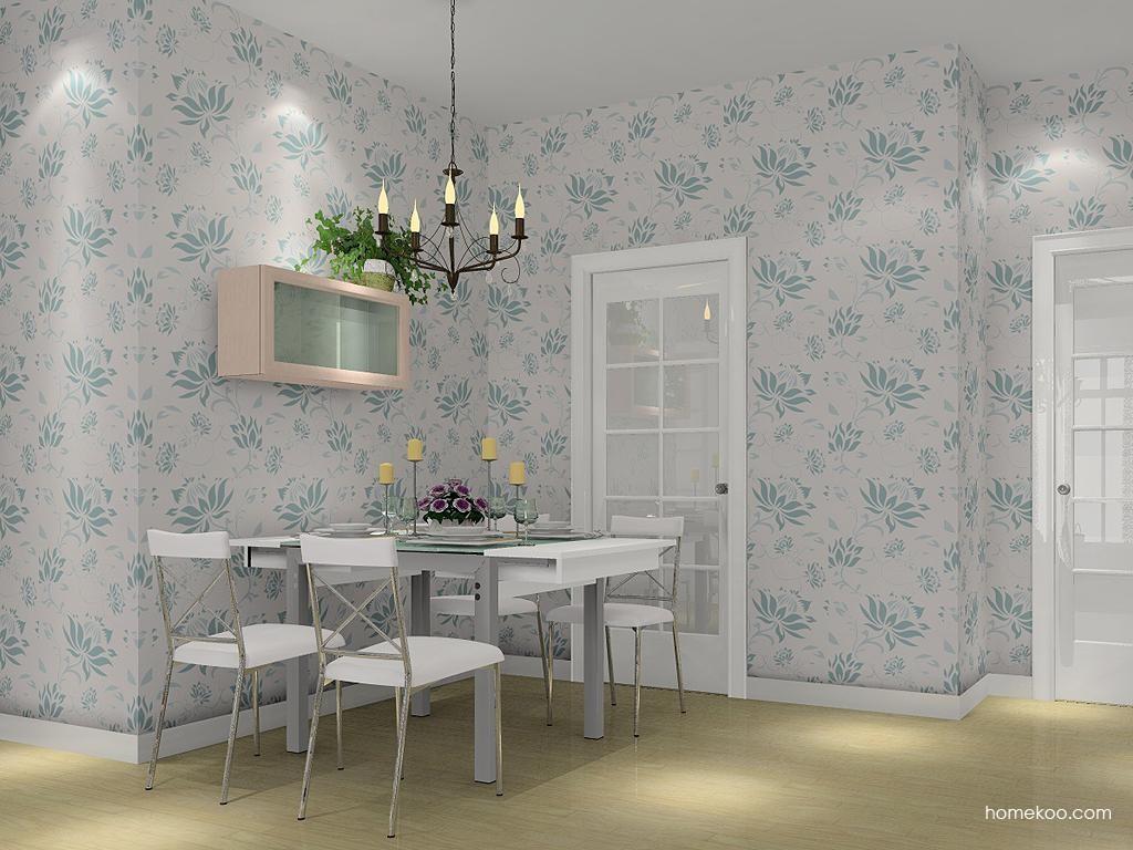 北欧阳光餐厅家具E2065