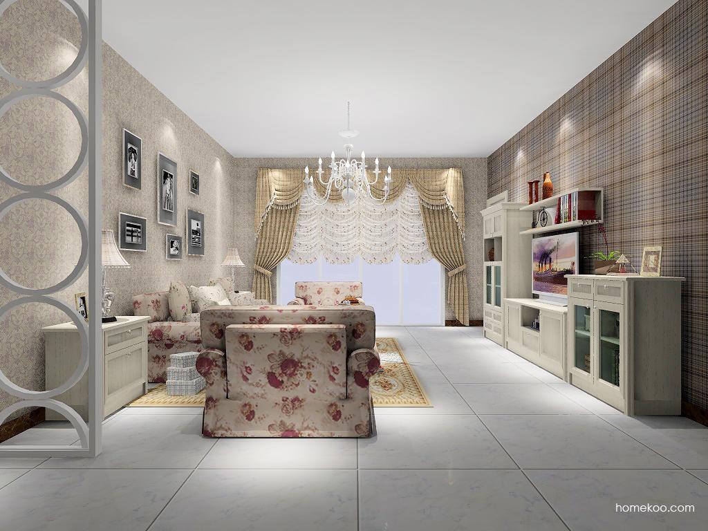 英伦印象客厅家具D7270