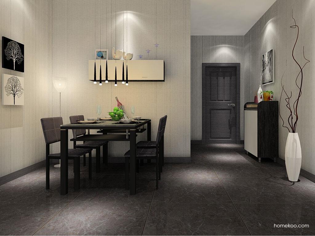 简约主义餐厅家具E2075