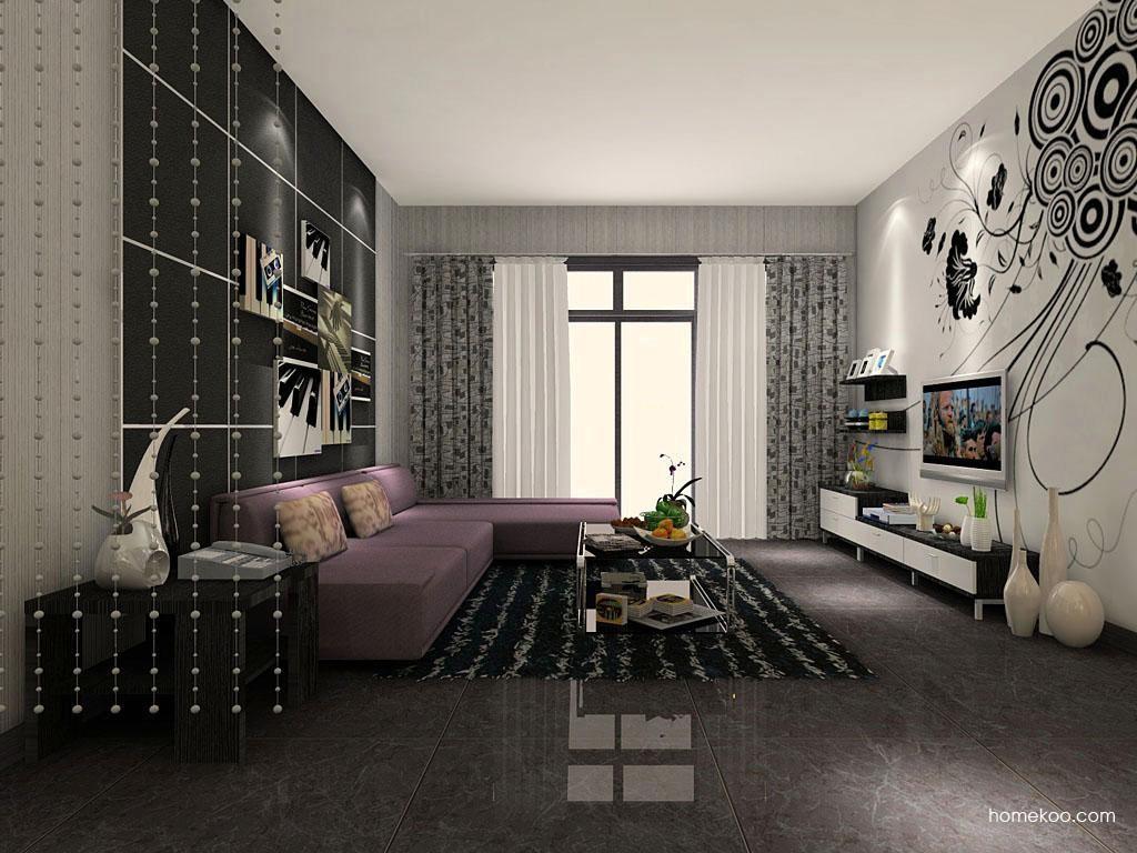 简约主义客厅家具D7269
