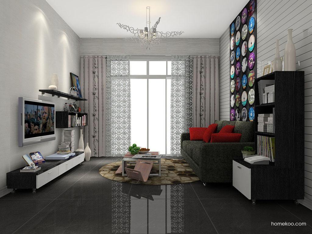 简约主义客厅家具D7275