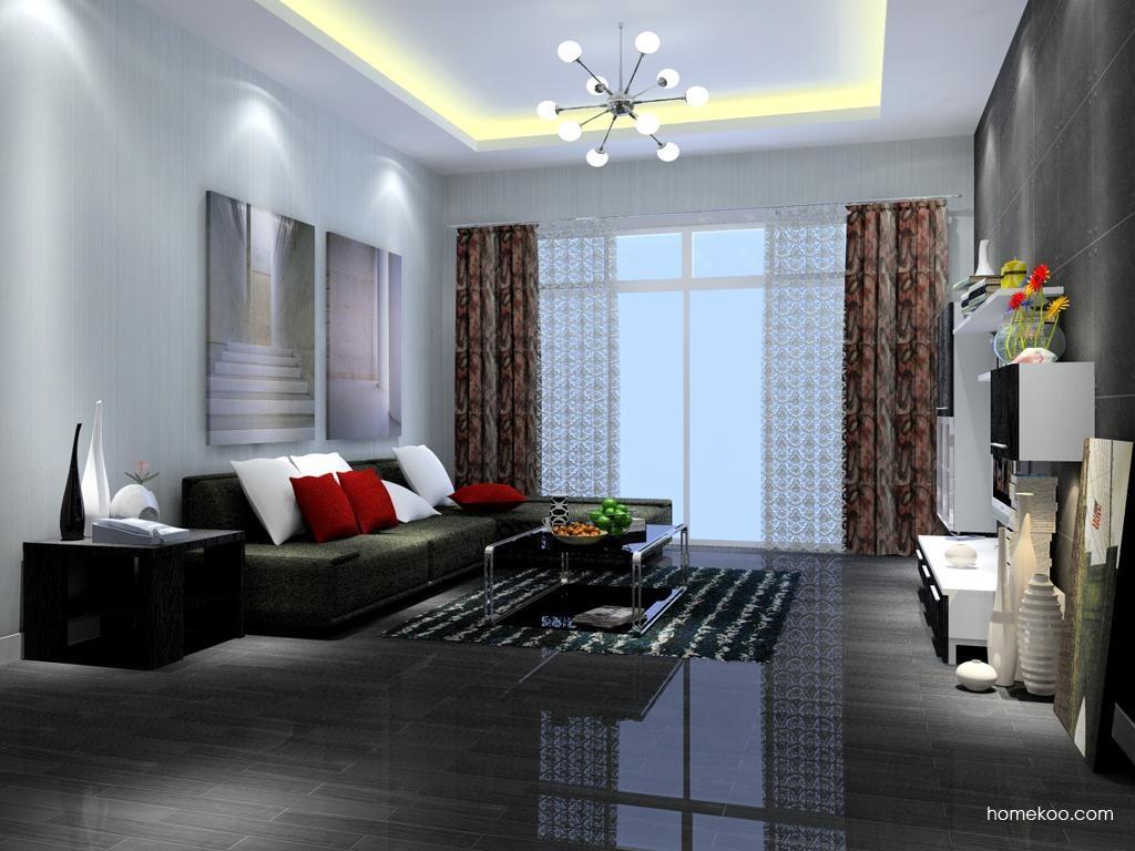 简约主义客厅家具D7276