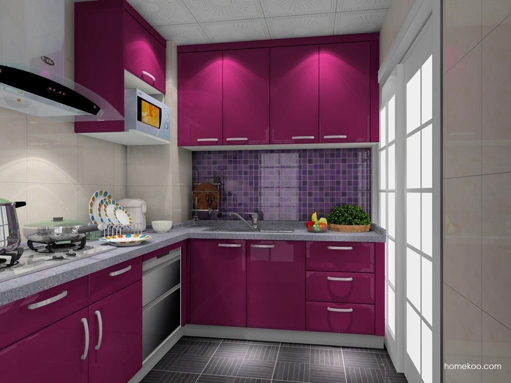 紫晶魅影橱柜F7943