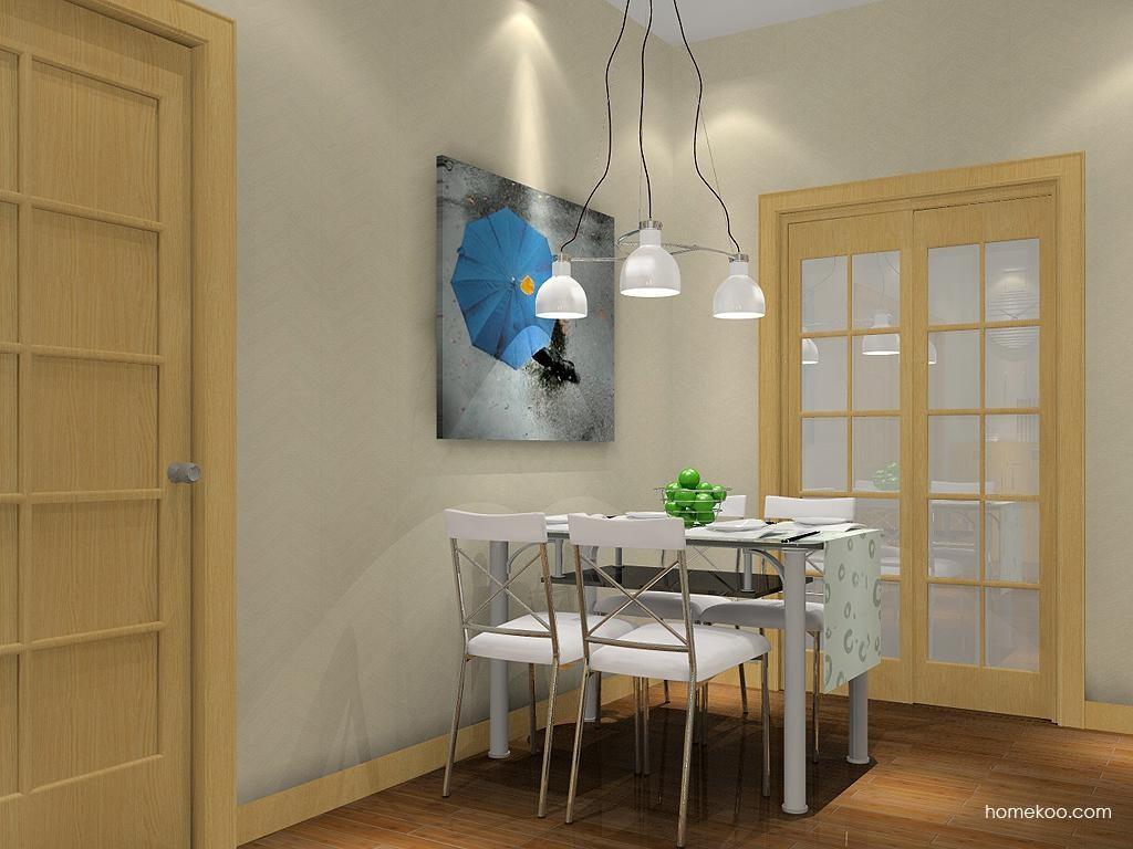 新实用主义餐厅家具E2090