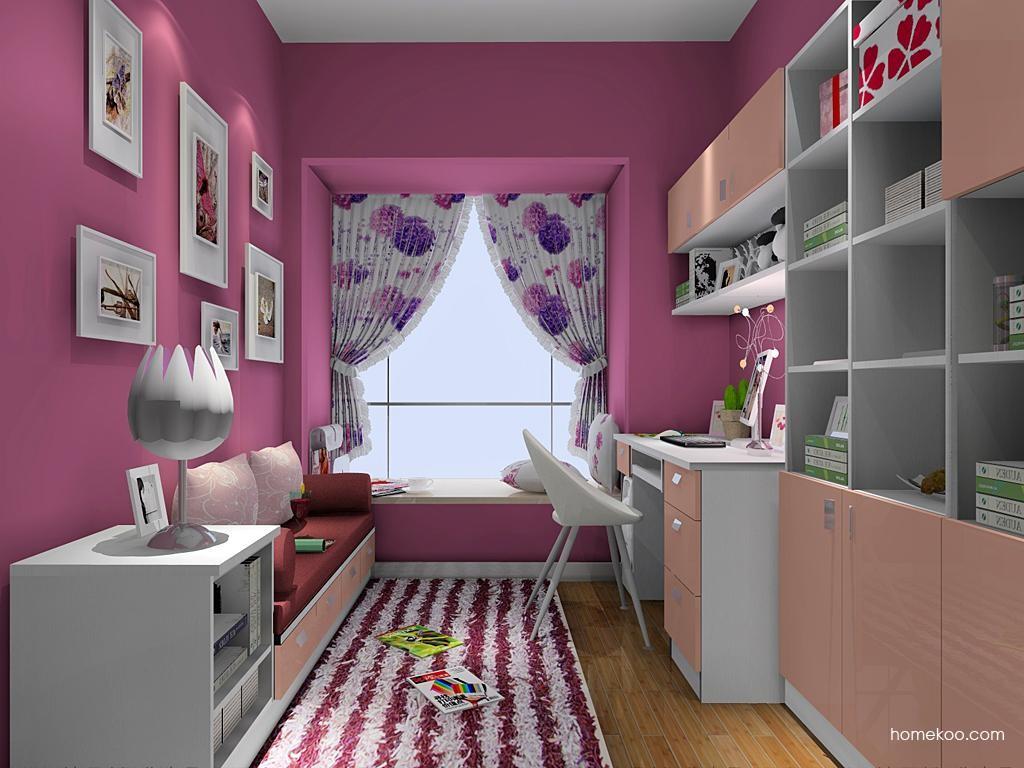 浪漫主义书房家具C4578