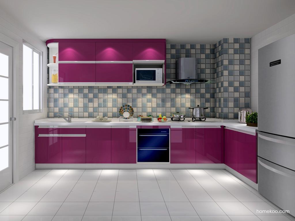 紫晶魅影橱柜F7975