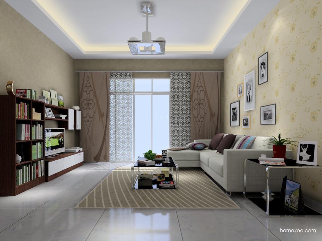 新实用主义客厅家具D7291