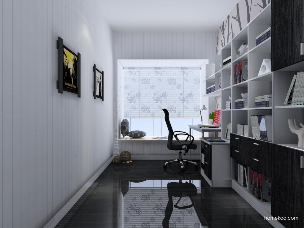 简约主义书房家具C4573