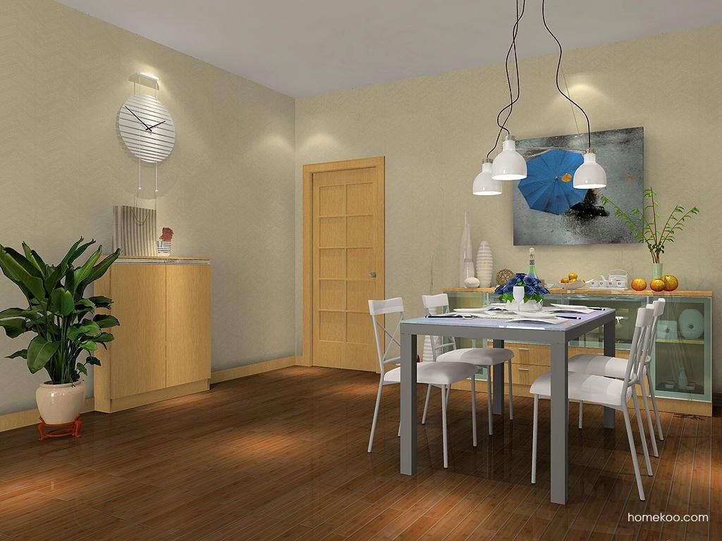 新实用主义餐厅家具E2101