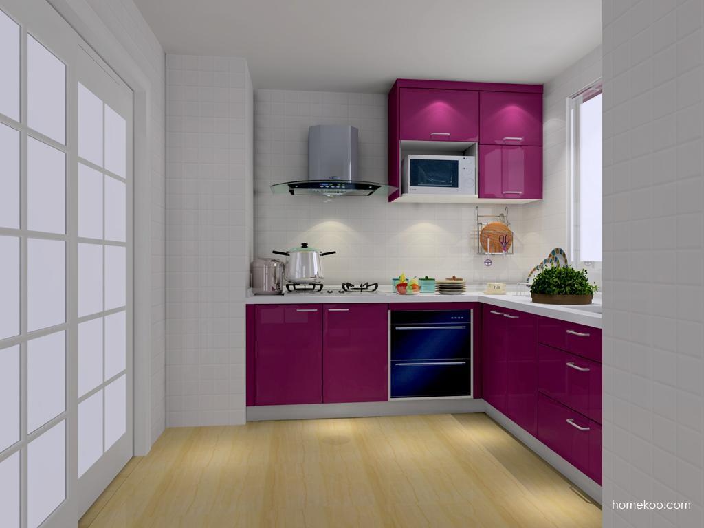紫晶魅影橱柜F7987