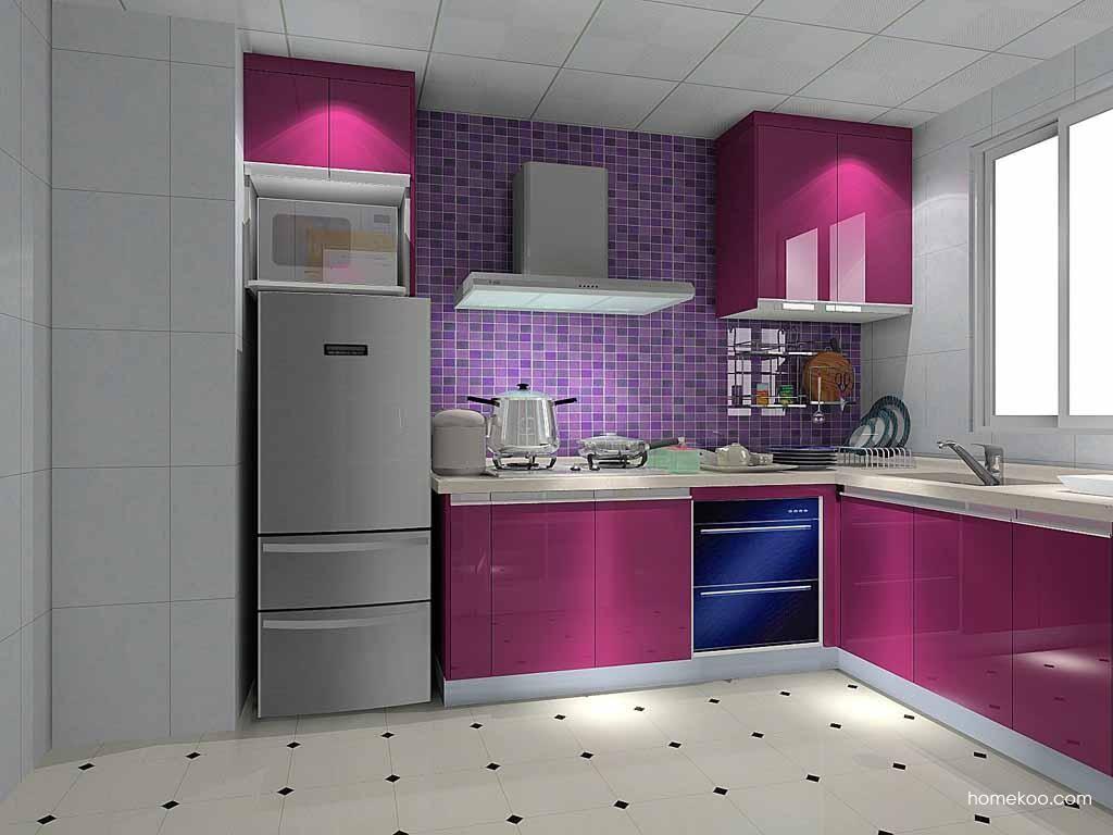 紫晶魅影橱柜F7993
