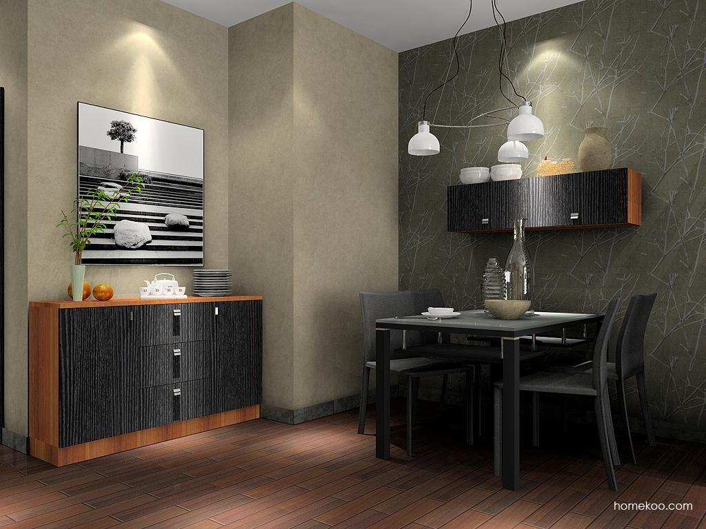 德国森林餐厅家具E2112