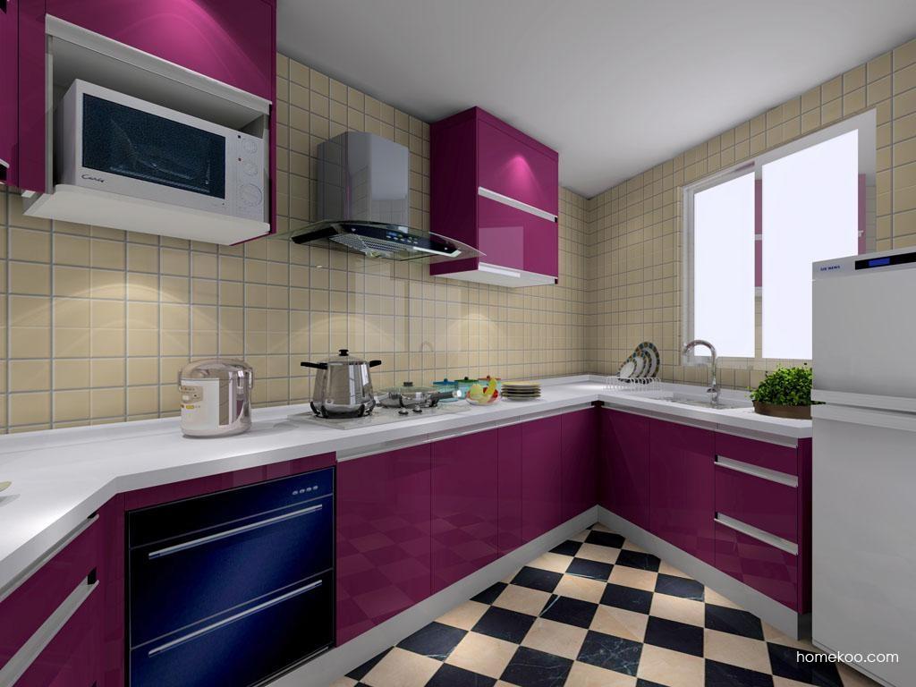 紫晶魅影橱柜F8028