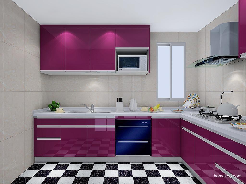 紫晶魅影橱柜F8043