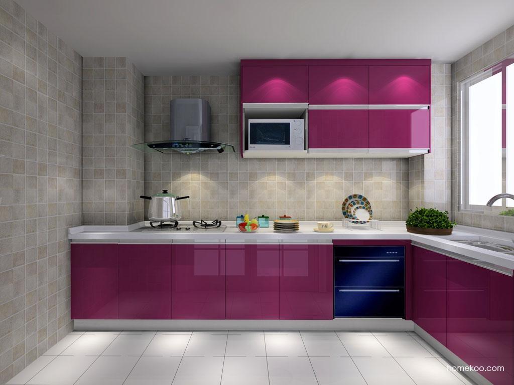 紫晶魅影橱柜F8053
