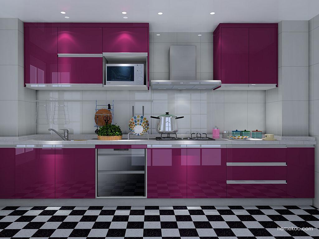 紫晶魅影橱柜F8089