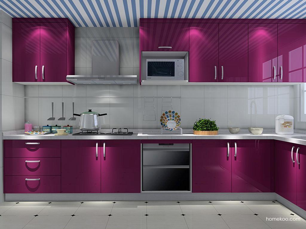 紫晶魅影橱柜F8114