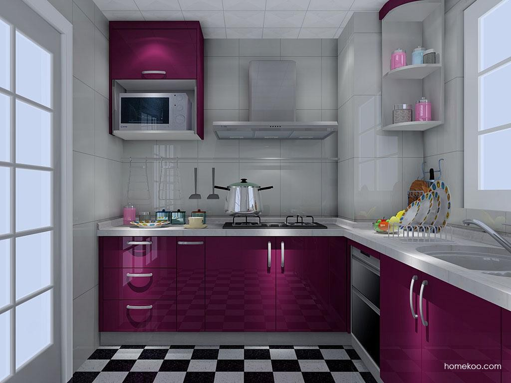 紫晶魅影橱柜F8159