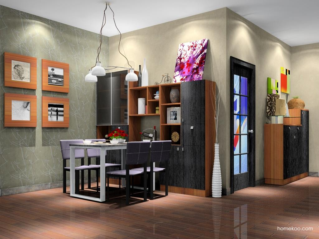 德国森林餐厅家具E2162