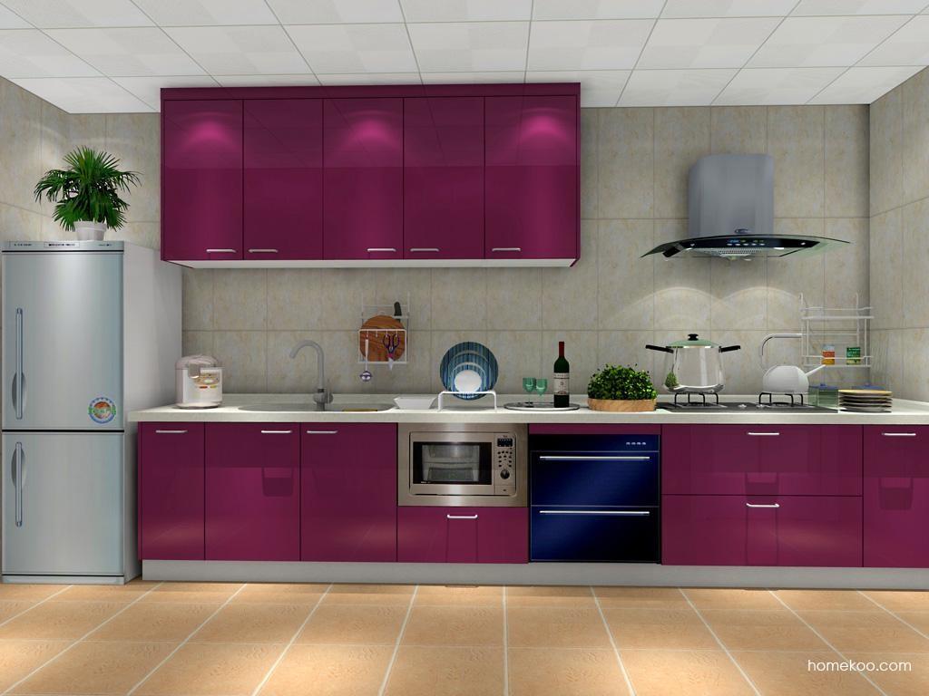 紫晶魅影橱柜F8210
