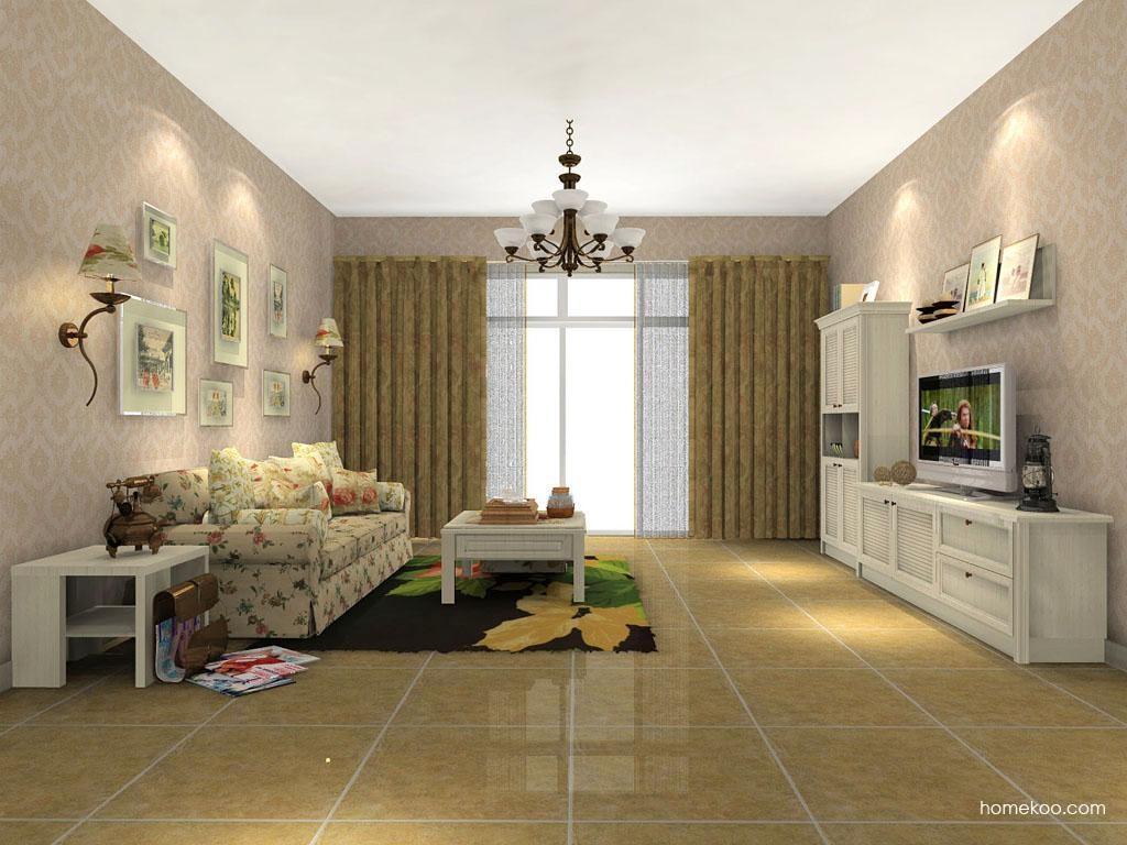 英伦印象客厅家具D7389