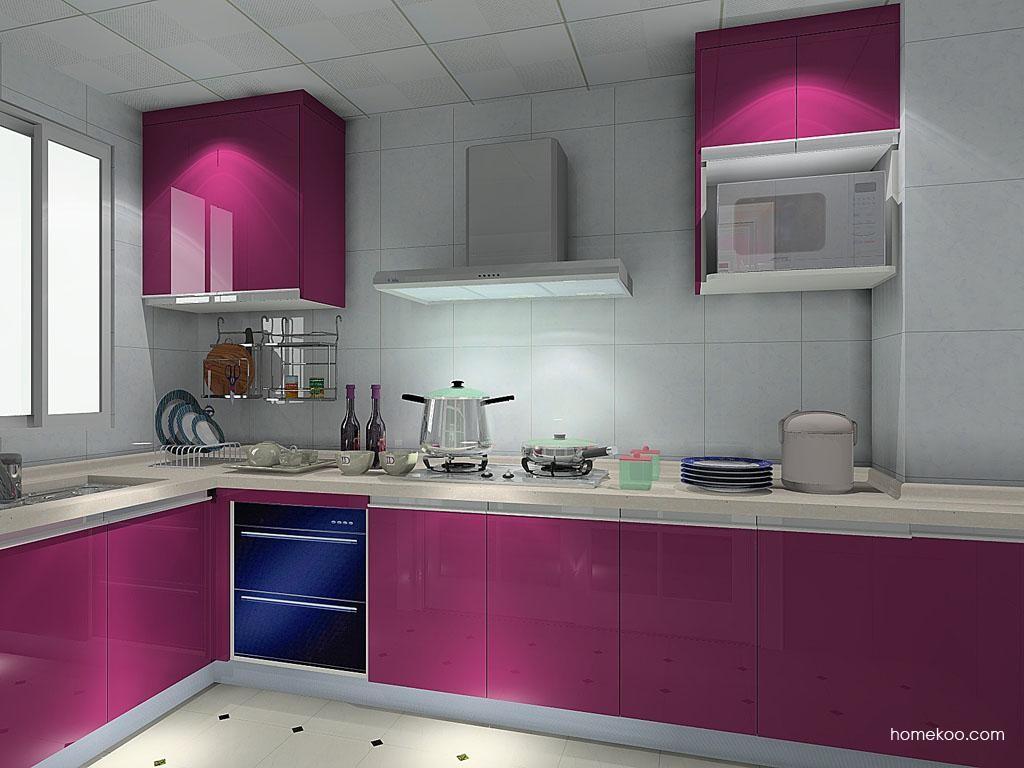 紫晶魅影橱柜F8259