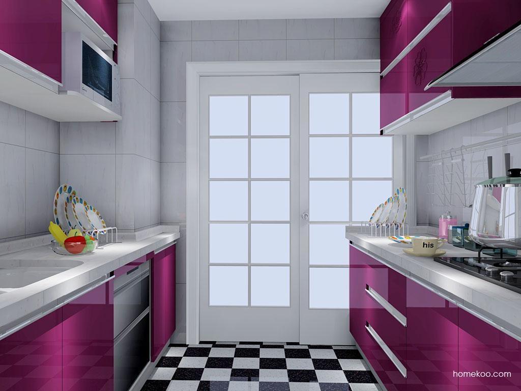 紫晶魅影橱柜F8282