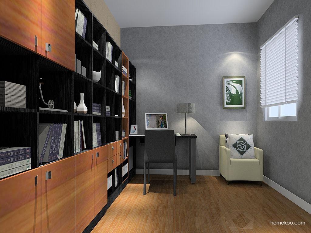 德国森林书房家具C4731