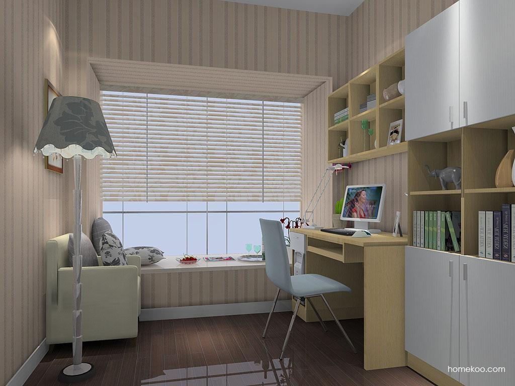 新实用主义书房家具C4735