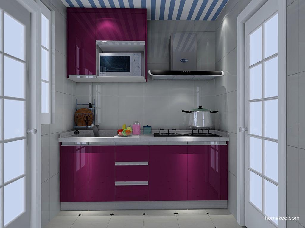 紫晶魅影橱柜F8297