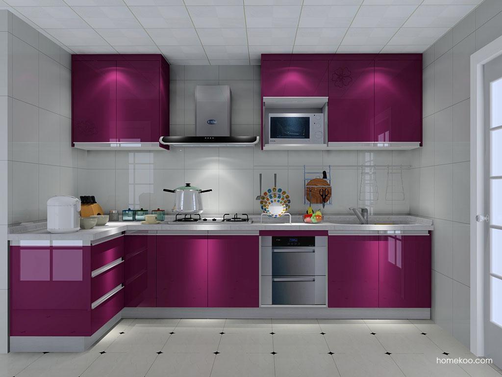 紫晶魅影橱柜F8298