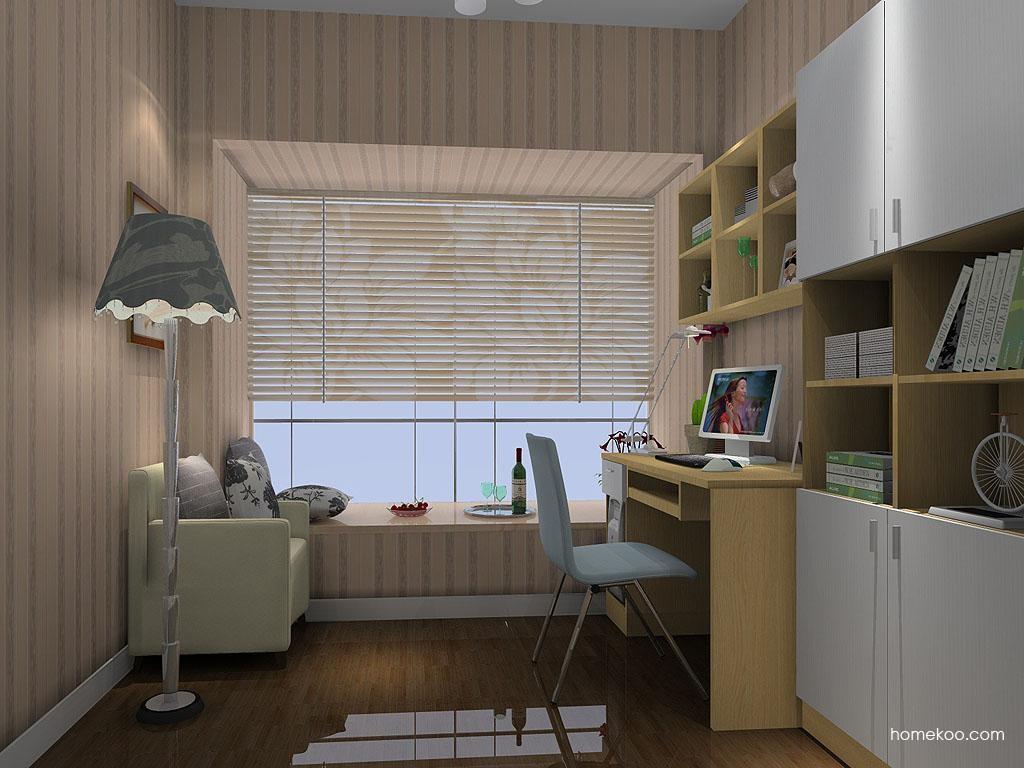 新实用主义书房家具C4765