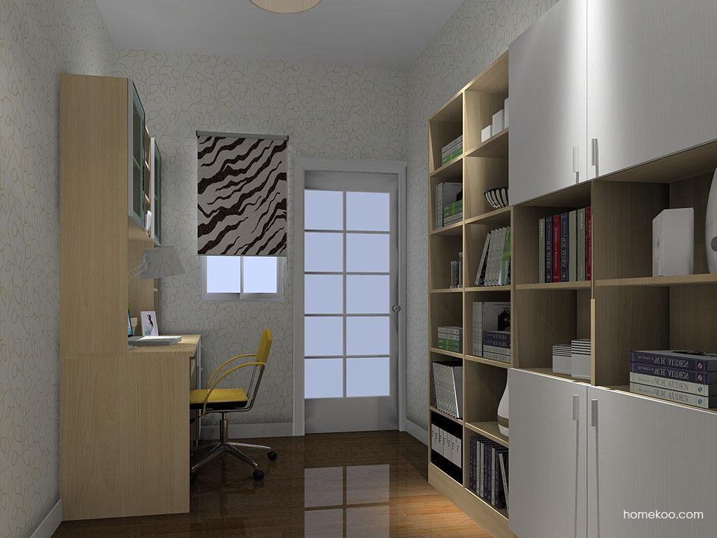 新实用主义书房家具C4768