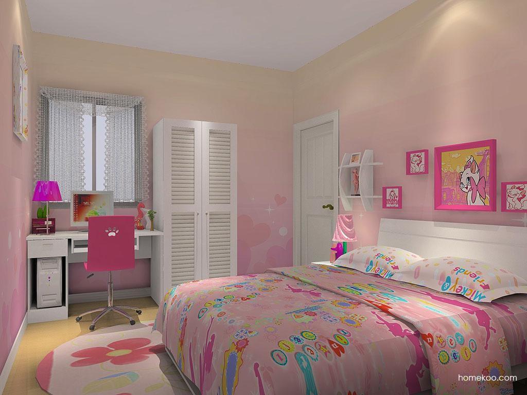 女孩的梦青少年房B7216