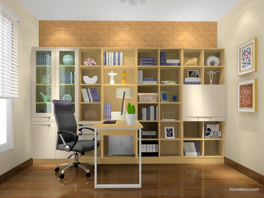 丹麦本色II书房家具C0809