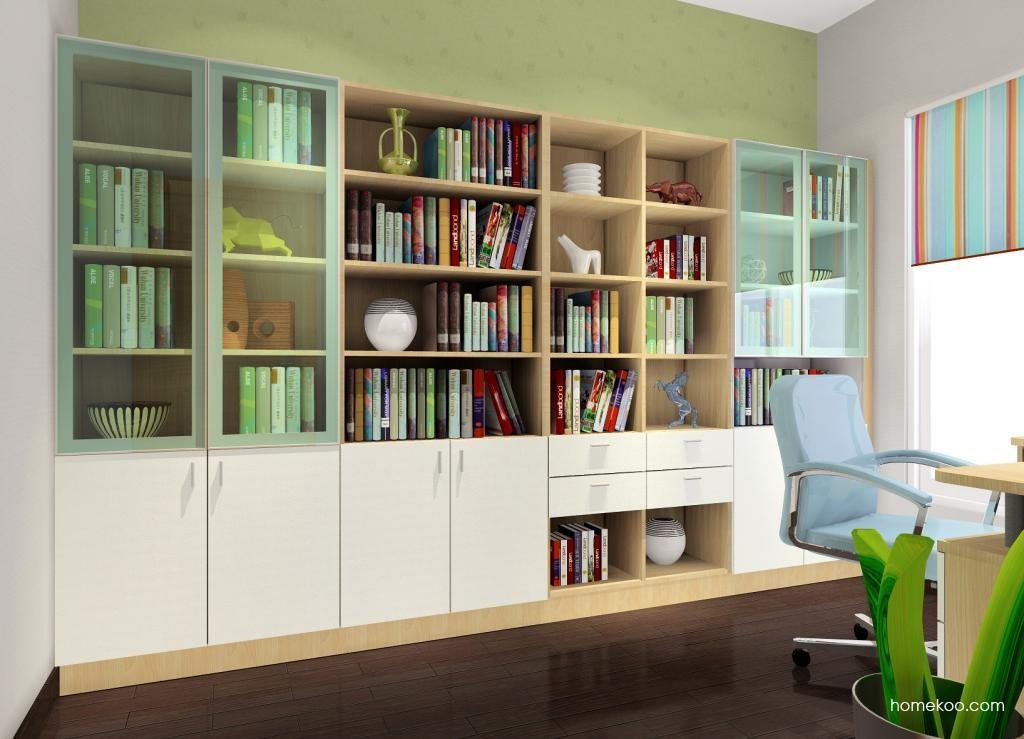 书房家具C0802