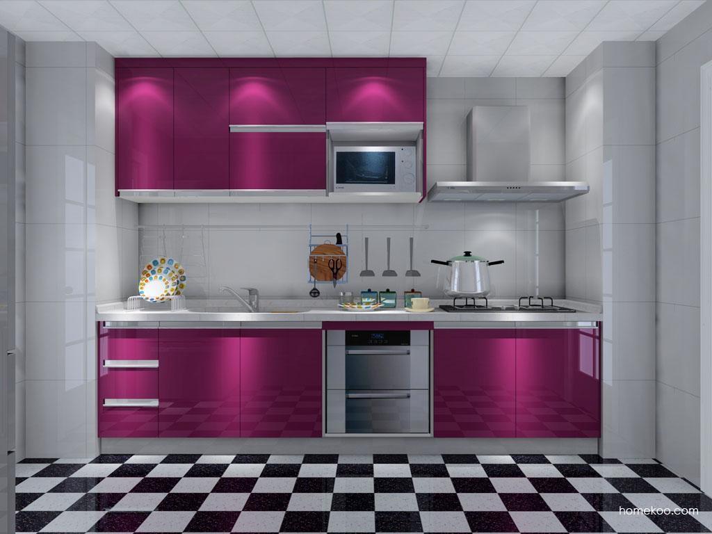 紫晶魅影橱柜F8356