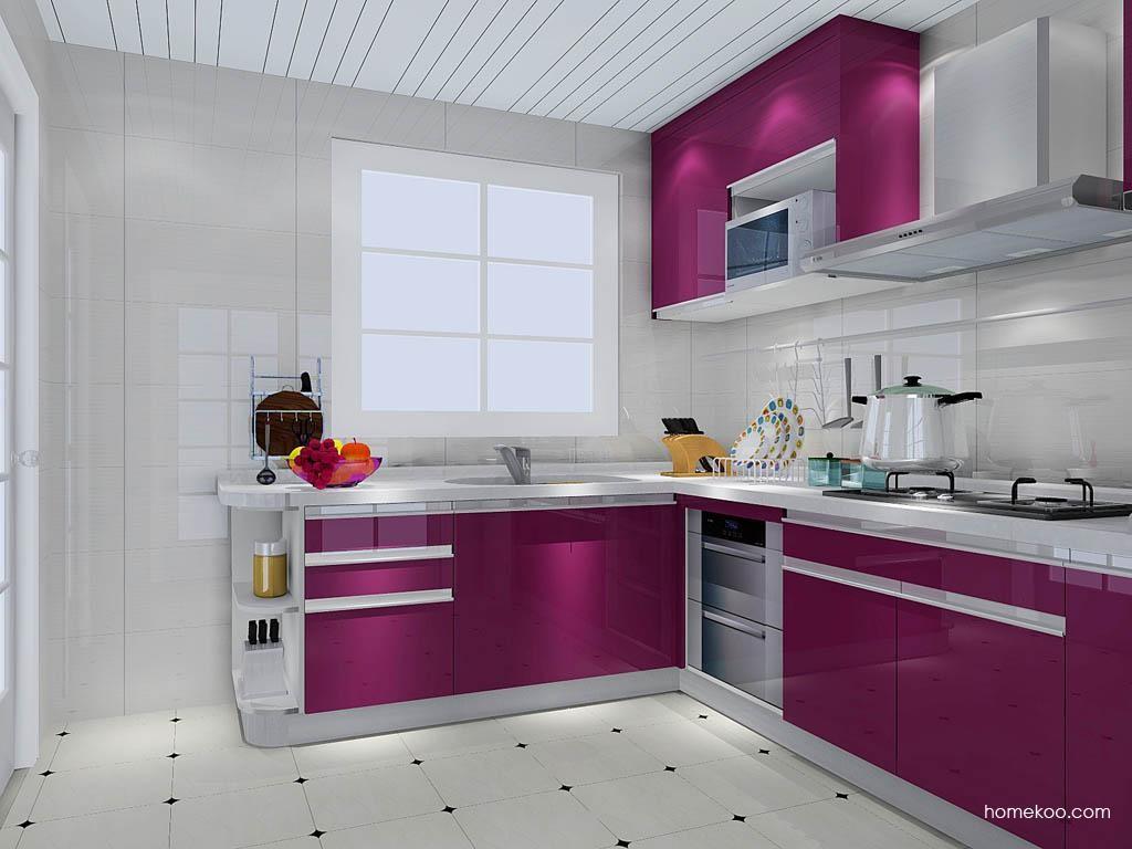 紫晶魅影橱柜F8363