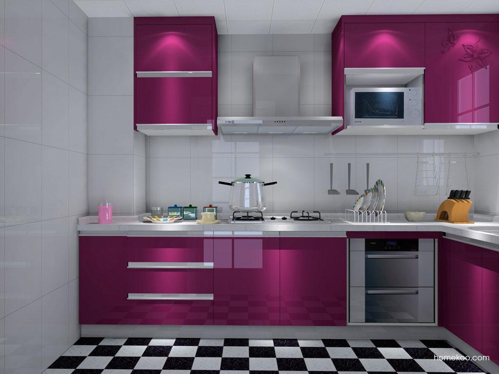 紫晶魅影橱柜F8449