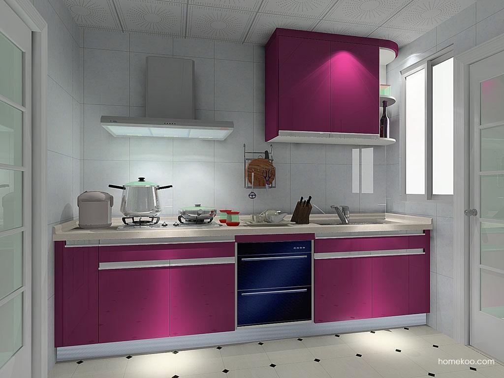 紫晶魅影橱柜F8469