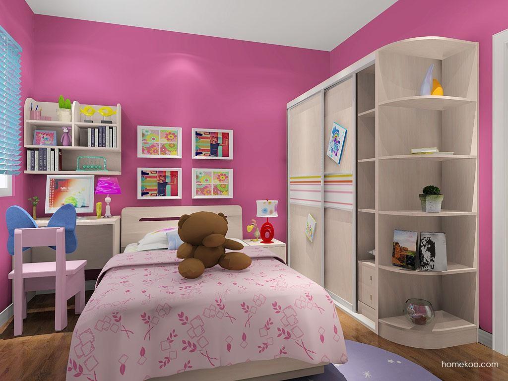 女孩的梦青少年房B7317