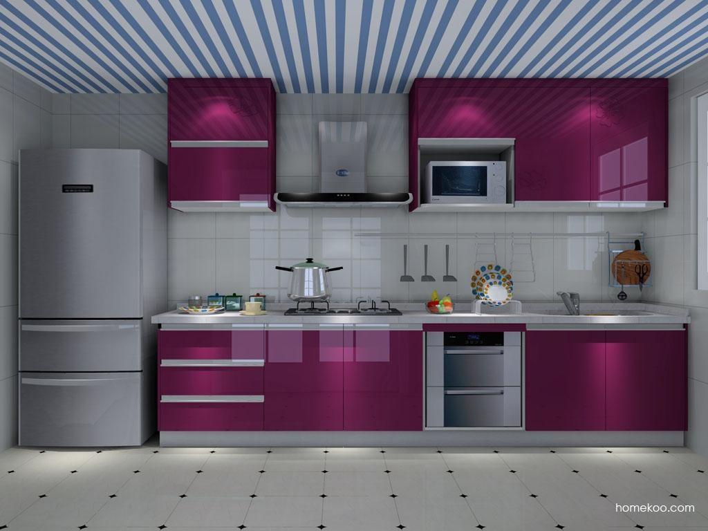 紫晶魅影橱柜F8525