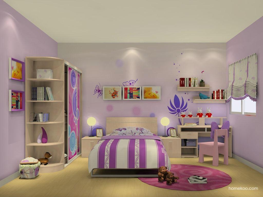 女孩的梦青少年房B7322