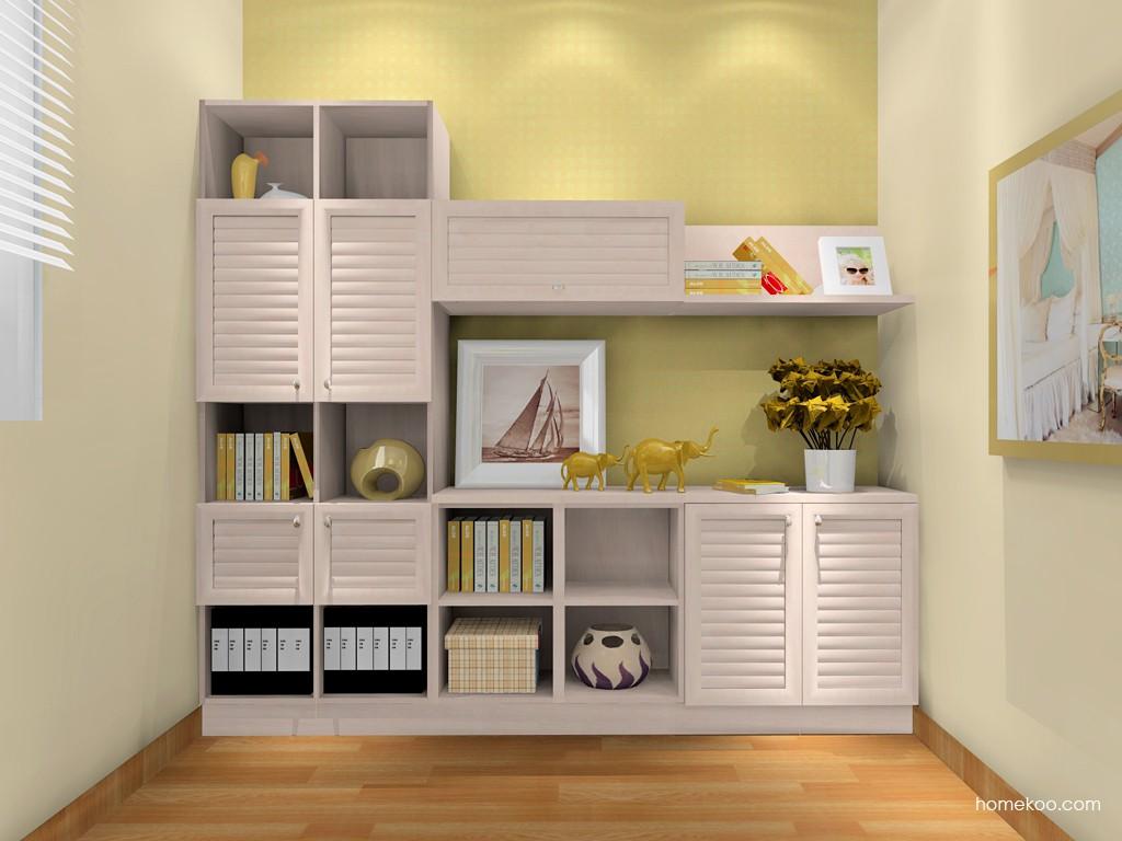 新实用主义书房家具C7889